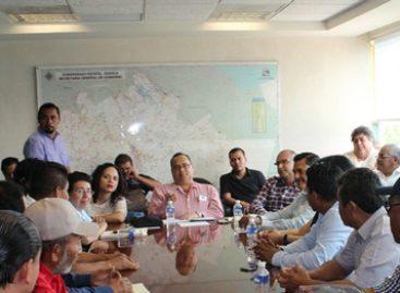 Buscan fortalecer condiciones para celebrar la elección de Xadani, Oaxaca