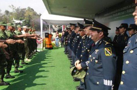 Otorga la Secretaría de la Defensa Nacional 138 ascensos a Personal Militar