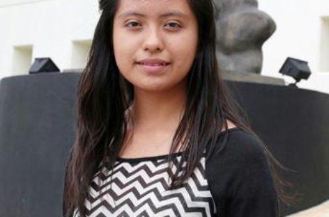 Apoya a Brenda para que represente a Oaxaca en Rumania
