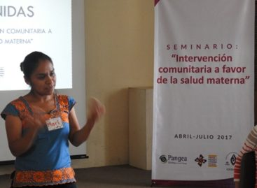 """Inicia GESMujer Seminario """"Intervención comunitaria a favor de la salud materna"""""""