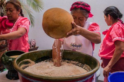 Invita SECTUR a la  XVIII Feria del Tejate 2017 en San Andrés Huayapam, Oaxaca