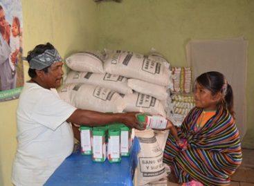 Integra Diconsa ocho localidades en condición de marginación al Programa de Abasto Rural