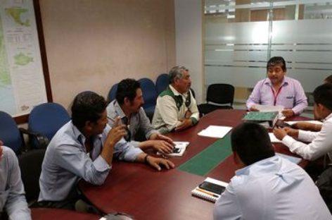 Habitantes afectados de San Pedro Mártir Quiechapa reciben atención: Ricárdez Vela