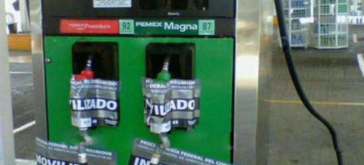 Realizan operativo conjunto para detectar irregularidades en gasolineras de Puebla