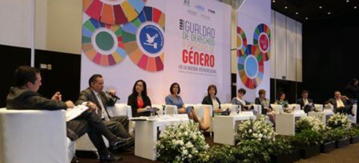 Identifican avances y áreas de oportunidad en favor de derechos humanos de mujeres y pueblos indígenas