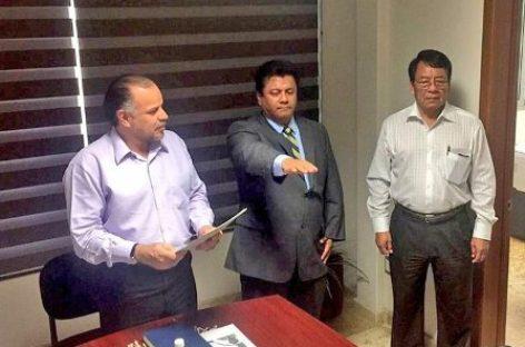 Asume Jorge Rodríguez de la Rosa dirección de Planeación Educativa del IEEPO