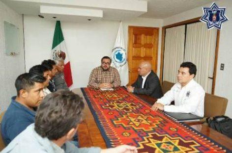 Sostiene SSPO primer acercamiento con DDHPO y la Comisión de Víctimas de Nochixtlán