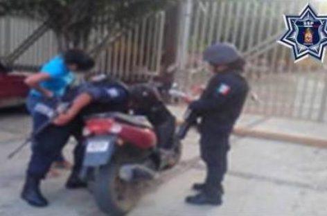 Por falta de documentación, decomisan seis motocicletas en Pinotepa Nacional
