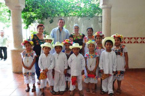 Impulsa CNDH conocimiento y respeto de los derechos humanos en lengua maya
