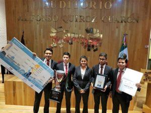 Estudiantes de la Anáhuac Oaxaca