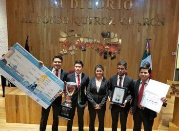 Estudiantes de la Anáhuac Oaxaca campeones nacionales en litigio oral