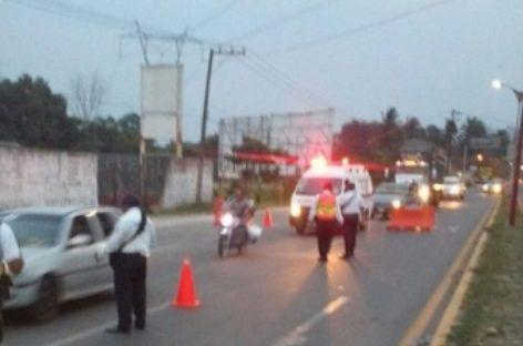 Arrestan a 23 conductores en doble aplicación del Operativo Alcoholímetro