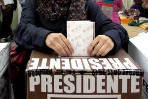 Elecciones presidenciales de México