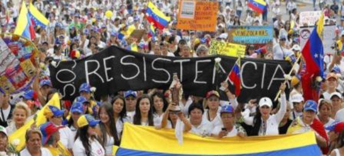 Reitera gobierno de México llamado a resolver diferencias de manera pacífica en Venezuela