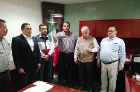 Rinde protesta Jesús Armando Torres como administrador Municipal de Reyes Etla