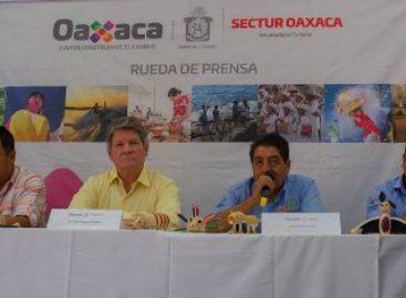 """Invita SECTUR a la 13 Edición del Concurso """"Patios y Jardines"""" en Capulálpam de Méndez"""