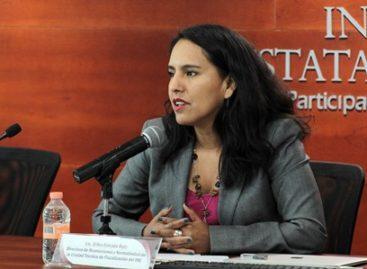 Fiscalización, fundamental para una democracia sustantiva: Estrada Ruiz