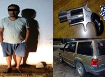 Detienen a dos sujetos armados en la Costa y el Istmo de Tehuantepec