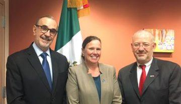 Estrecha México lazos económicos, comunitarios y políticos con Atlanta, Georgia