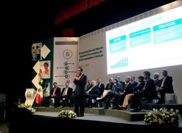 Anuncia IMSS nuevo modelo para prevenir enfermedades crónicas