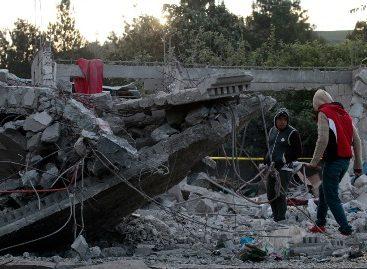 Solicita CNDH al Gobierno de Puebla implementar medidas cautelares, por explosión en Chilchotla