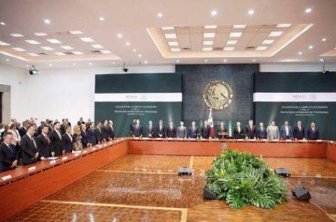 Presenta presidente acciones para la protección de periodistas y defensores de derechos humanos
