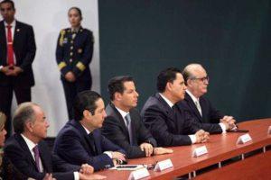 El gobernador Alejandro Murat Hinojosa respaldó la exigencia de justicia del gremio periodístico y la sociedad.