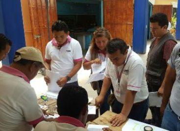 Inician notificación a las y los funcionarios de casilla en Xadani, Oaxaca