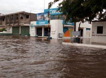 Exhortan a tomar precauciones ante prevalencia de lluvias fuertes en Oaxaca
