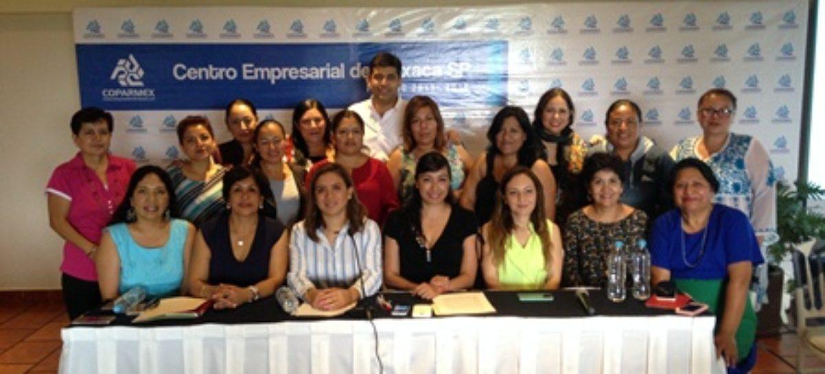 Crean la Comisión de Mujeres Empresarias COPARMEX