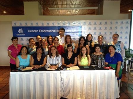Presidenta de la Comisión de Mujeres Empresarias de la COPARMEX Oaxaca