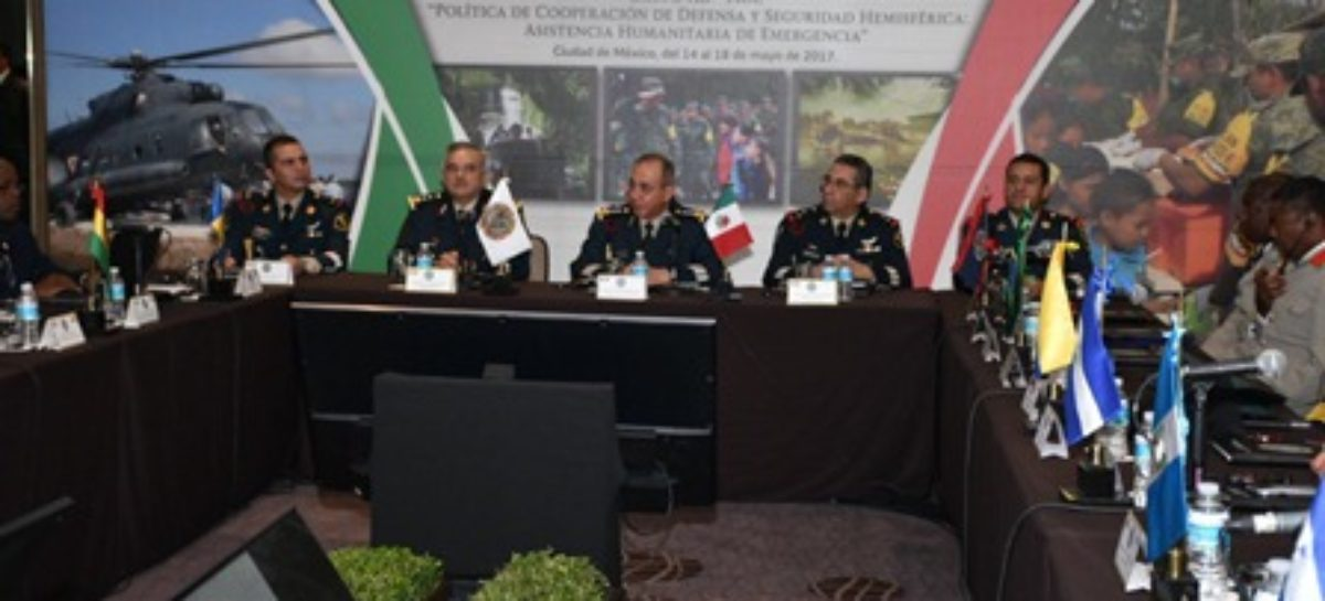 Analizan 20 ministerios métodos de defensa y seguridad del Continente