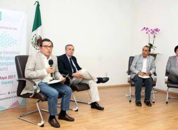 Prioridad del IAIPO cumplir al cien por ciento con publicación de obligaciones de transparencia