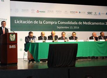 Demandan garantizar máxima competencia en licitación internacional del Seguro Social