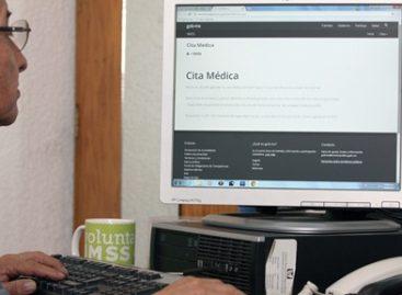 Podrán derechohabientes del IMSS solicitar ahora cita médica por Internet