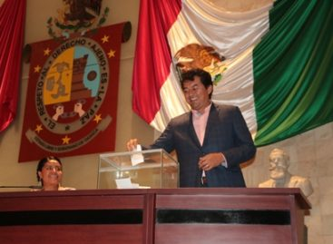 Tiene fiscal General de Oaxaca reto mayúsculo: Mendoza Reyes