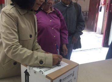 Recibe IEEPCO boletas para elección extraordinaria de Santa María Xadani