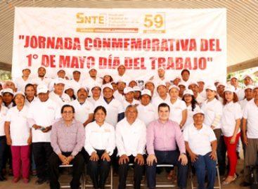 En Oaxaca, analiza y debate Sección 59 los alcances del Modelo Educativo