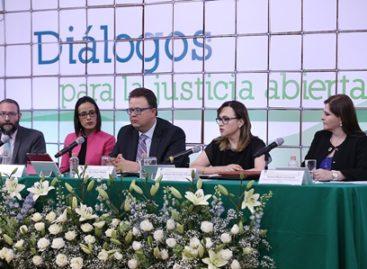 Poder Judicial no es ajeno a voces ciudadanas que demandan transparencia: De la Mata Pizaña