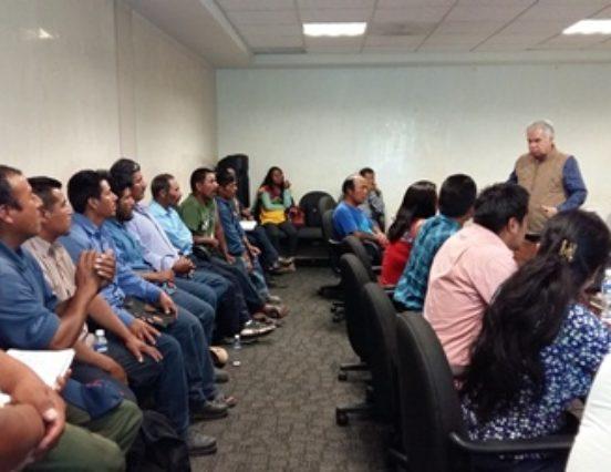 Acuerdan restablecer servicio de agua potable a Mixistlán de la Reforma, Oaxaca