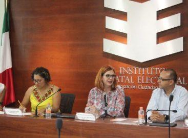 Comparten experiencias observatorios de Participación Política de Mujeres de Nuevo León y Oaxaca
