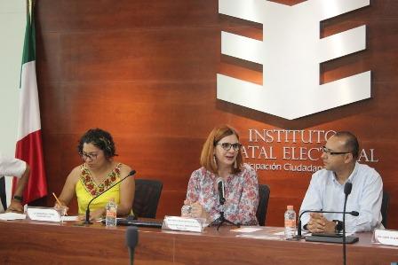 Consejera de la Comisión Estatal Electoral de Nuevo León