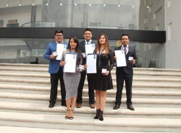 Egresados UAO con más Premios de Excelencia CENEVAL en el Estado
