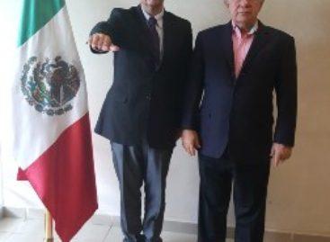 Asume Eric López Molina Coordinación Técnica de la Secretaría General de Gobierno