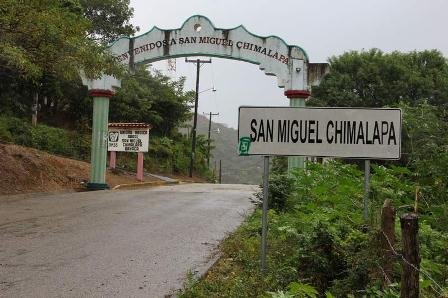 En San Miguel Chimalapa