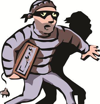 Ejecutan dos robos