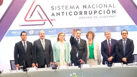 Secretario Técnico del Sistema Nacional Anticorrupción