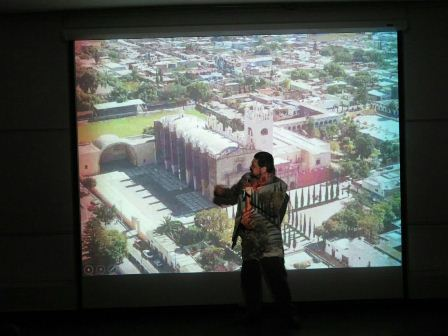 Especialista en restauración de monumentos históricos