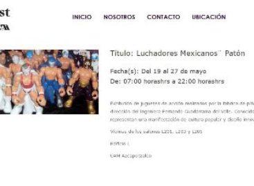 Hiroshima y luchadores mexicanos entre las exposiciones del Librofest Metropolitano 2017