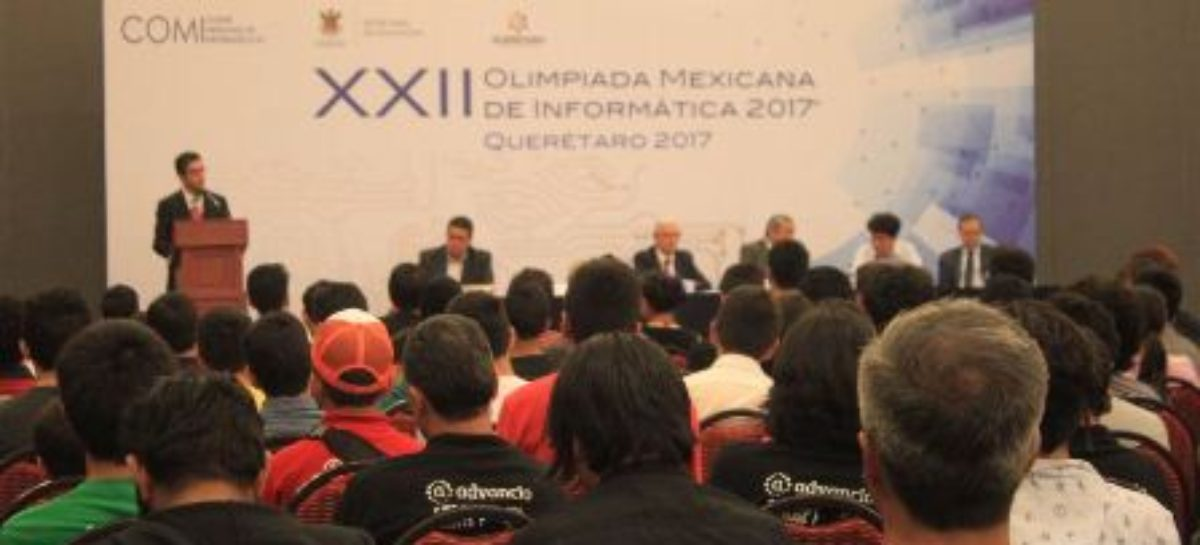 Arranca OMI 2017 con llamado a poner conocimientos, ingenio y habilidades al servicio de México